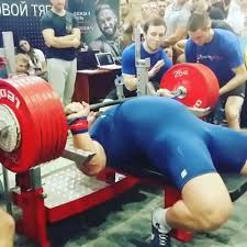 Bench Press Raw Record Powerliftingnews Instagram Photos And Videos
