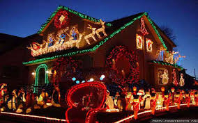 outside christmas lights vibrant christmas decorations lights outdoor pleasing put up