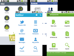 android gui designer android ui pattern consistent bar menu designs
