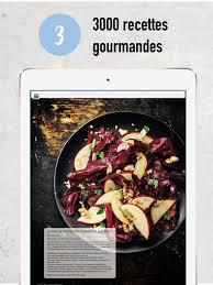 abonnement magazine maxi cuisine saveurs magazine dans l app store