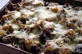 cuisine avec les restes recette de gratin avec des restes