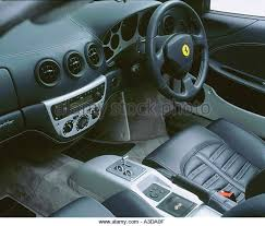 Ferrari 360 Interior Ferrari Interior Stock Photos U0026 Ferrari Interior Stock Images Alamy