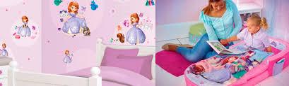 chambre princesse sofia déco sofia disney sur bebegavroche