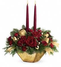 Flower Shops In Albany Oregon - teleflora u0027s crimson and gold centerpiece flower shop in salem oregon