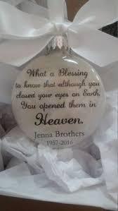 in memory gift memorial remembrance ornament as as