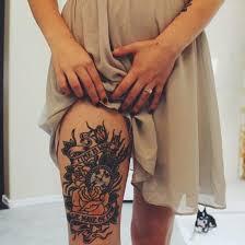 150 elegant leg tattoos for men and women 2017
