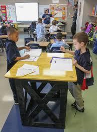 standing desks for students using standing desks for students manitoba design