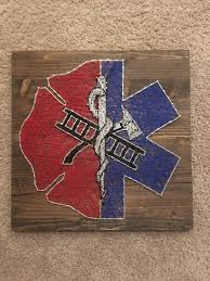 16x16 ems paramedic firefighter support emergency
