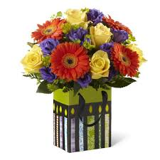 fds flowers birthday gift bouquet by ftd at send flowers