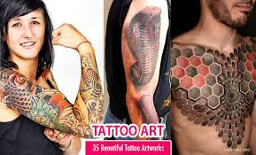 splendid cross stitch styled tattoo art works by eva krbdk