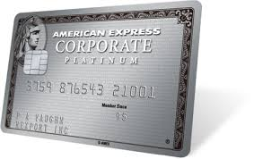 american express corporate platinum card american express global