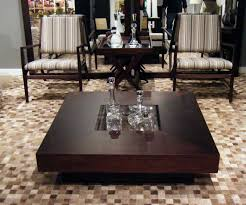 modern low coffee table the best large low square coffee tables