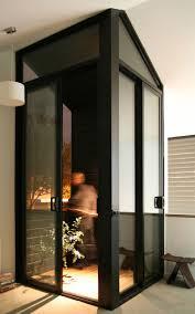 home design sliding door corner design modern house design