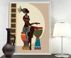 African Home Decor African American Wall Decor Shenra Com
