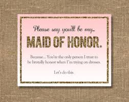 bridesmaid asking cards pin by lydia mckinley on wedding 2017 wedding