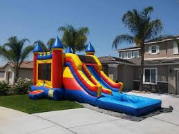 party rental near me party rentals jumpers with slide for rent in riverside moreno