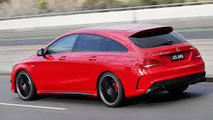 best amg mercedes mercedes 45 amg shooting brake 2016 review carsguide
