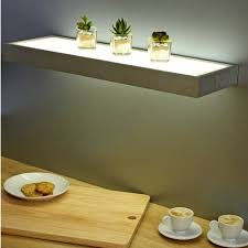 Building Floating Shelves by Bathroom Breathtaking Custom Led Floating Wall Shelf Building