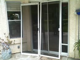 Screen Doors For Patio Decor Of Patio Screen Doors Sliding Patio Screen Doors Screen Door