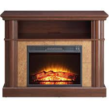 Electric Fireplace With Storage by Better Homes And Gardens Cherry Media Fireplace For Tvs Up To 54