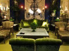 Emerald Green Velvet Sofa by Listed On Depop By Nickylhowe Crushed Velvet
