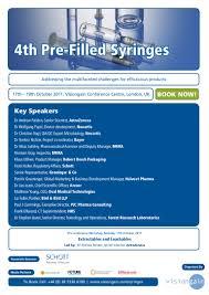 4th pre filled syringes 2011 pp