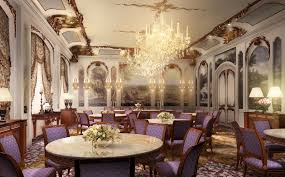 3d luxurious restaurant luxury interior cgtrader