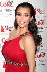 kim kardashian photos photos heart truth red dress fashion show