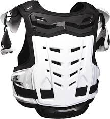 fox motocross chest protector fox mx chest protector raptor vest black white 2018 maciag offroad