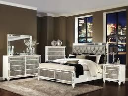Elegant Quilted Headboard Bedroom Sets  For Leather Headboard - White leather headboard bedroom sets