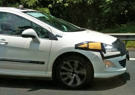 peugeot 408 price list white peugeot 408 with black tape testing on the nse