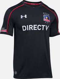 colo colo 2017 home and away kits released footy headlines
