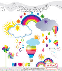 raindrops clipart colored pencil and in color raindrops clipart