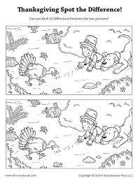 thanksgiving spot the difference best of free tips for all