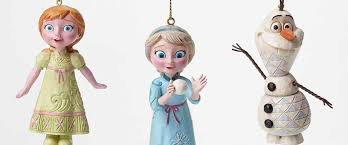 frozen tree ornaments artesano galleria