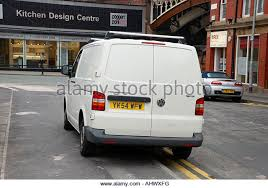 The Kitchen Design Centre Red Delivery Van Parking Stock Photos U0026 Red Delivery Van Parking
