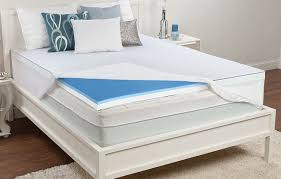 Foam Bed Topper Sealy Surface Gel U0026 3