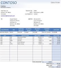 Sales Order Form Template Excel Creating Documents By The Open Xml Format Sdk 2 0 Ctp Part