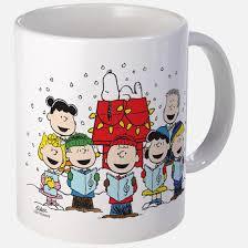 peanuts christmas peanuts christmas mugs cafepress