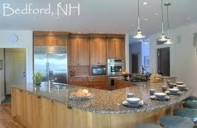 kitchen with island floor plans u shaped kitchen island fitbooster me