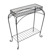 plant stand metal pelican planter stands tall standstanding thin