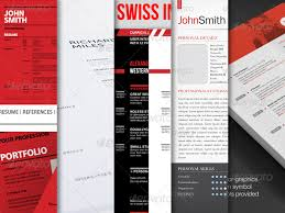 visual resume template print ad templates