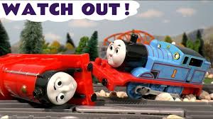 thomas friends toy trains watch compilation accidents