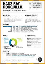 web developer resume front end developer resume template o98i