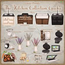 The Kitchen Collection Amala The Kitchen Collection Gacha The Arcade My Items U2026 Flickr