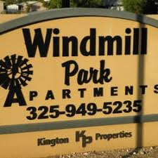 One Bedroom Apartments In San Angelo Tx by Windmill Park Apartments Apartments 1929 Raney St San Angelo