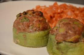 cuisiner sans graisse recettes courgettes farcies sans matière grasse la cuisine sans lactose