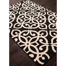 Jaipur Area Rugs Jaipur Rugs Bloom Scrolled Indoor Outdoor Area Rug Hayneedle