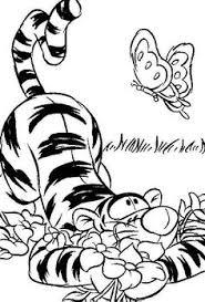 tigger color book pages yahoo image results tigger