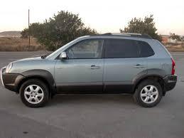 hyundai tucson second hyundai tucson used car costa blanca spain second cars